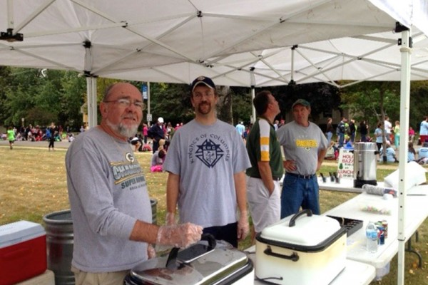 Knights of Columbus picnic (September 2013)