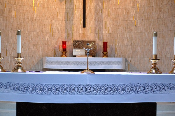 St. Andrew Church altar